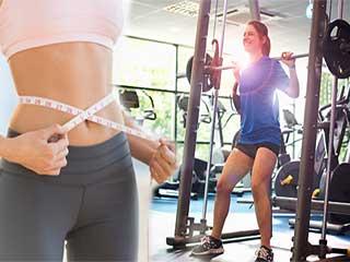 5 कारणों से वजन घटाने के लिए कार्डियो की जगह वेट लिफ्टिंग करें
