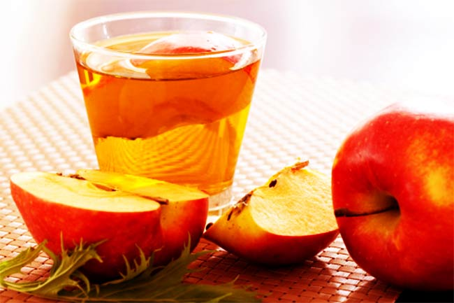 Apple cider vinegar as bone spurs treatment