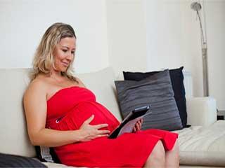 मां के मोटापे का बच्चे पर भी पड़ता है असर