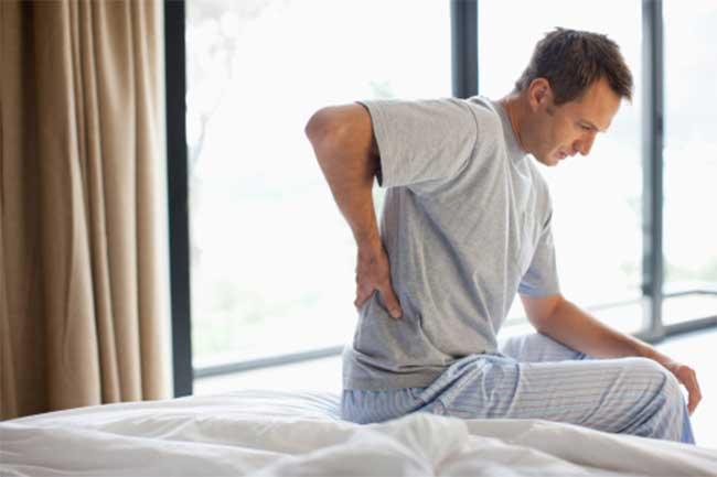 पीठ दर्द