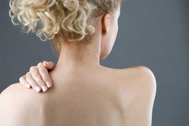 कंधे में दर्द
