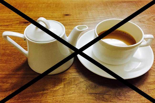 कम करता है चाय या कॉफी की तलब