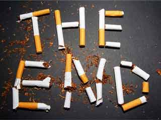 Ways to quit smoking cigarettes