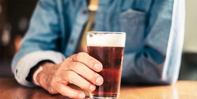 alcohol causes damage