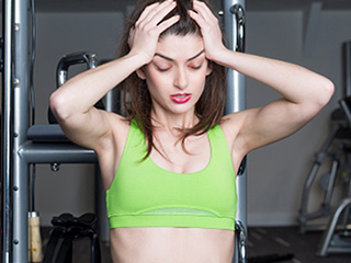 Reduce post-workout breast pain in women by following these ways