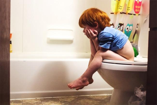खाने के बाद टॉयलेट जाना गलत नहीं
