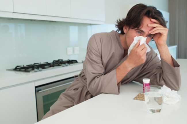 सर्दी जुकाम ठीक करे
