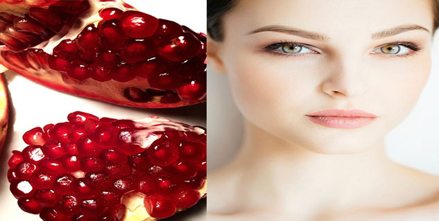 Look 5 years younger with pomegranate peel masks in telugu