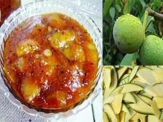 गर्मी में जरूर बनायें कच्ची केरी की सब्जी