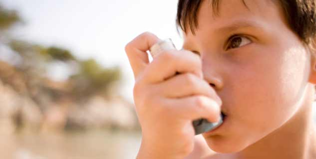 Causes and treatment for Asthma in Telugu