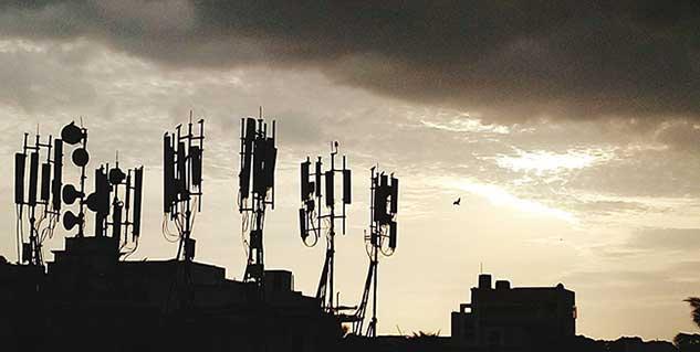 मोबाइल टॉवर