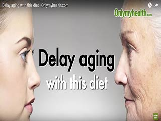 Delay aging with this diet