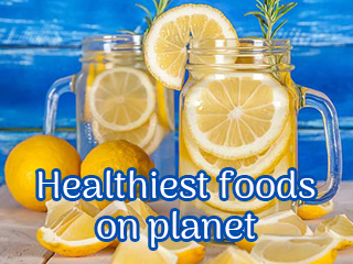 Healthiest foods on planet