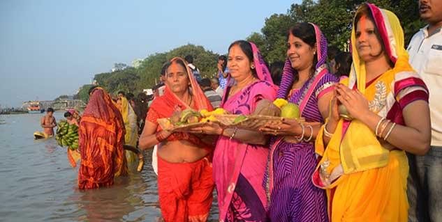 chhath puja in hindi