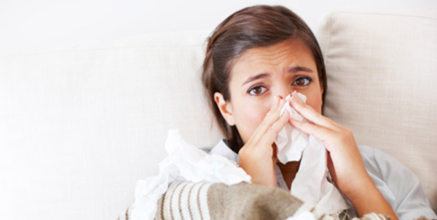 Tips to get rid of a cold quickly
