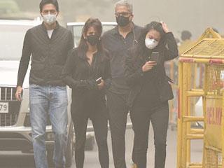 प्रदूषण से दिल्ली का बुरा हाल, लोगों का जीना हुआ मुहाल