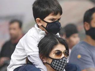 प्रदूषण की मार जारी, दिल्ली पर केमिकल निमोनिया का कहर