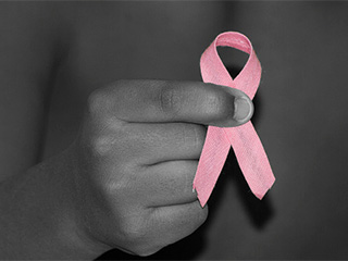 The first sign of breast cancer is not always a lump