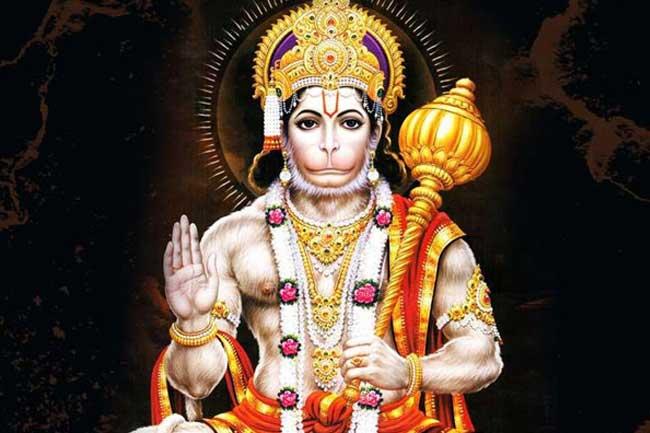 Miraculous chaupais of Hanuman Chalisa