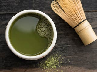Why drink green tea when matcha is here