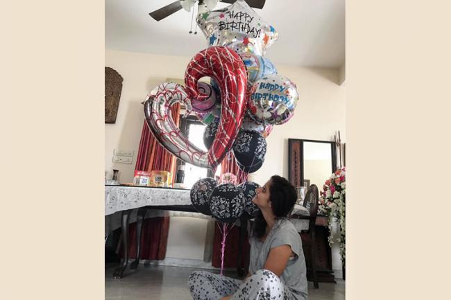 Happy birthday, Sania!