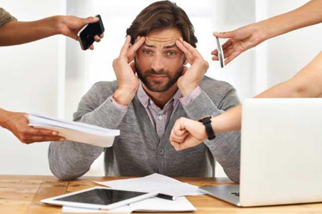 तनाव और अवसाद