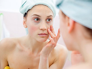 Ayurvedic treatment for dark circles