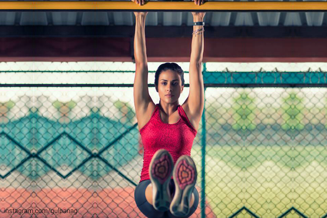 The fitness enthusiast