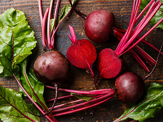 DIY beet root face pack for a glowing and radiant skin