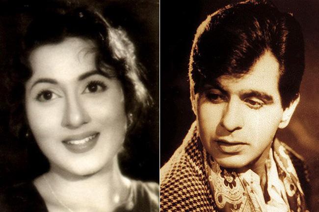 दिलीप कुमार और मधुबाला
