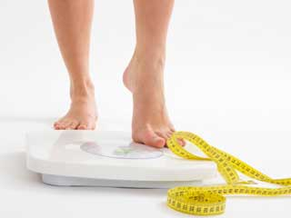 Reduce post marriage weight in one week