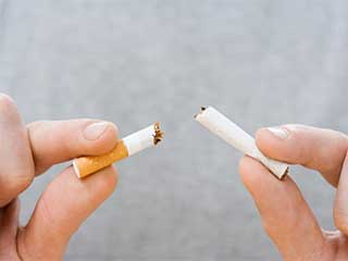 This is what happens to your body when you kick the habit of smoking