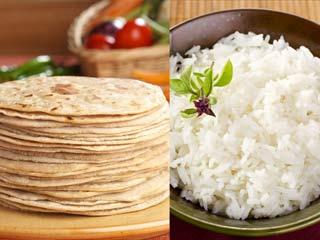 रोटी या चावल में से क्या है ज्यादा सेहतमंद? जानें