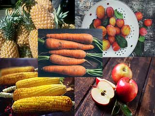 इन फलों और सब्जियों में होता है ऐल्कोहल