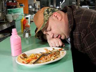 Feel like dozing off after a meal? Blame the salt!