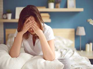 Don't let your periods mess with your sleep! Fix the problem and sleep well