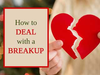 How to deal with breakup