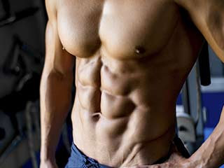 Make your ab routine more effective with dumbbells