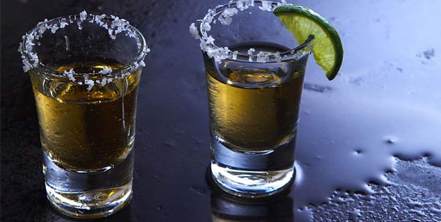 Health benefits of tequila