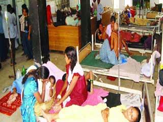 ओडिशाः दिमागी बुखार का कहर, 30 बच्चों की मौत