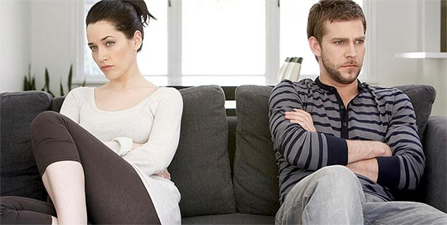Possible reasons for depression in your married life