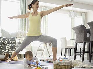 गर्भावस्था के बाद कैसे रहें फिट