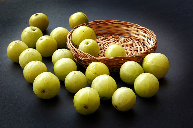 A good dose of amla