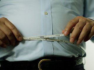 Increasing waistline may cause liver cancer