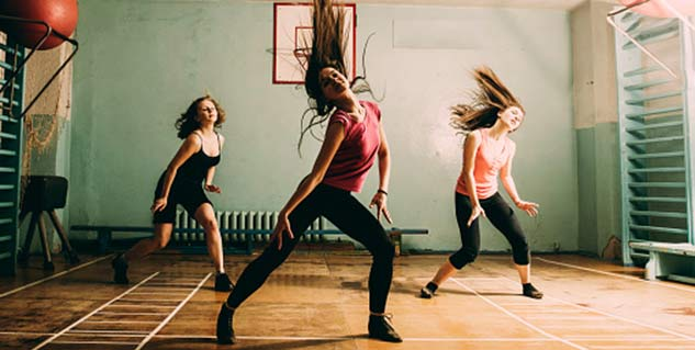 dance moves to combat diabetes