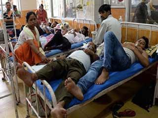 डेंगू और चिकनगुनिया ने पार किये हजार का आंकड़ा, मोबाइल फीवर क्लीनिक से इलाज शुरू