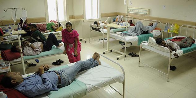 Dengue outbreak