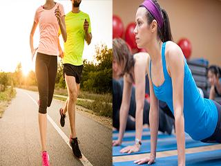 केवल व्यायाम ही नहीं दौड़ने से भी मजबूत होती हैं हड्डियां