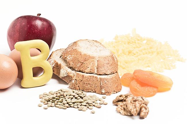 विटामिन बी की कमी