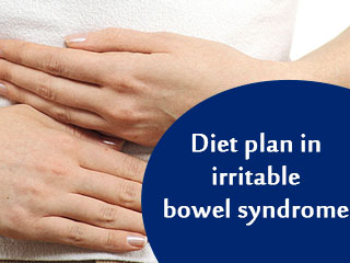 Diet plan in irritable bowel syndrome